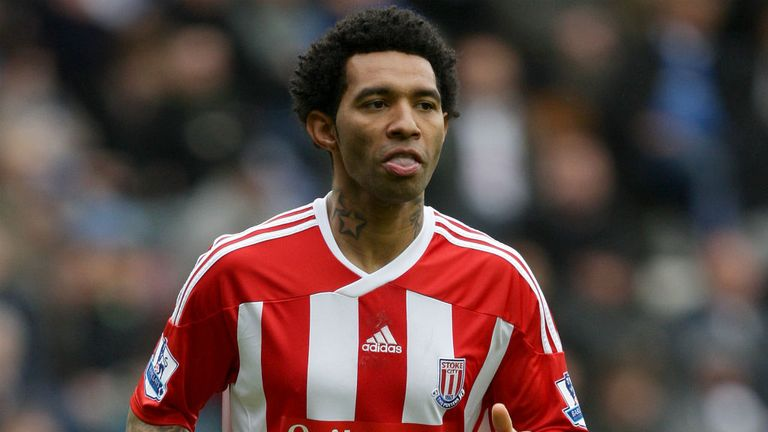 Jermaine Pennant: Grateful to the Stoke fans for standing by him