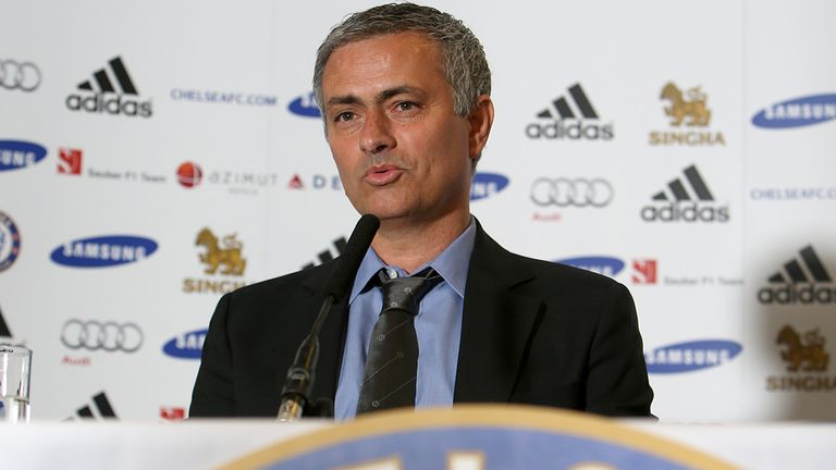 Jose Mourinho: Will not tolerate bad discipline at Chelsea
