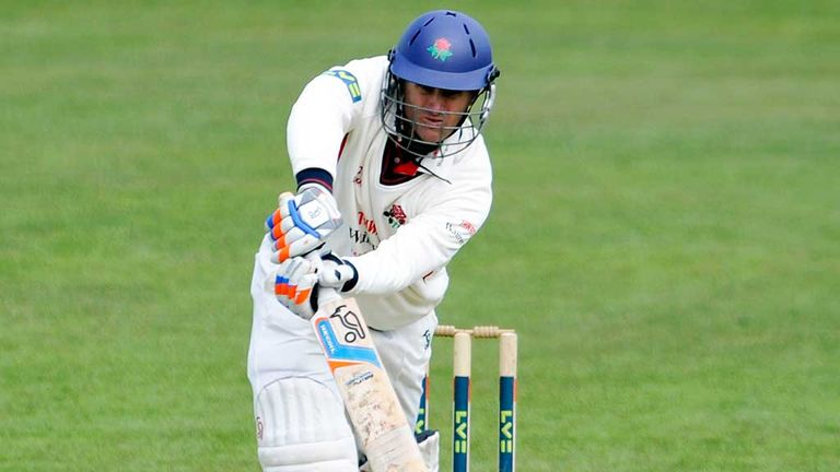 Simon Katich: Hit his fourth century in Championship action this season