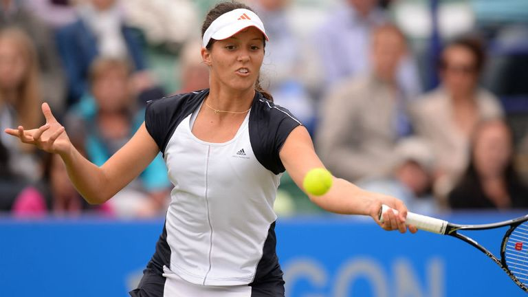 Laura Robson: Tough first round draw for British No 1