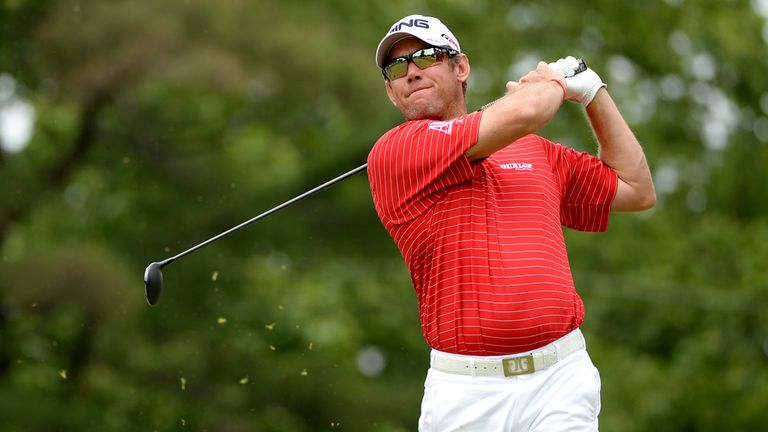 Lee Westwood: Feels he is hitting the ball better