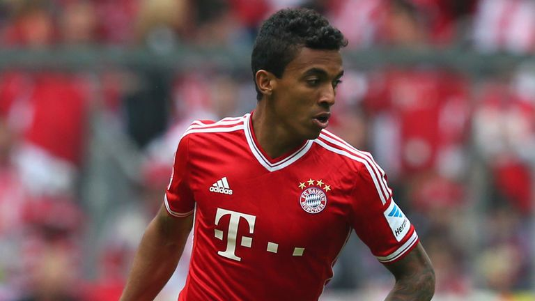 Luiz Gustavo: Could be lured away from Bayern Munich this summer