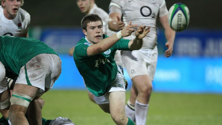 Luke McGrath: Will captain the Ireland Under-20s