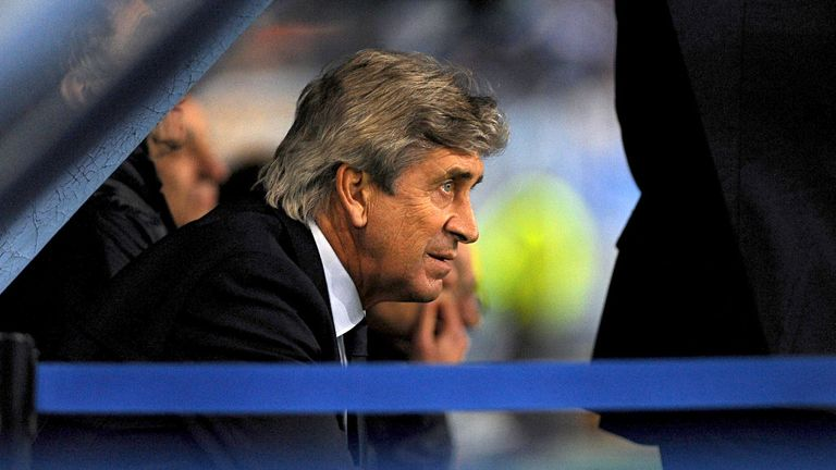 Manuel Pellegrini: First game in charge of Manchester City will be against South African side Supersport United