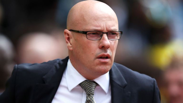 Brian McDermott: Says Leeds deserved the late winner
