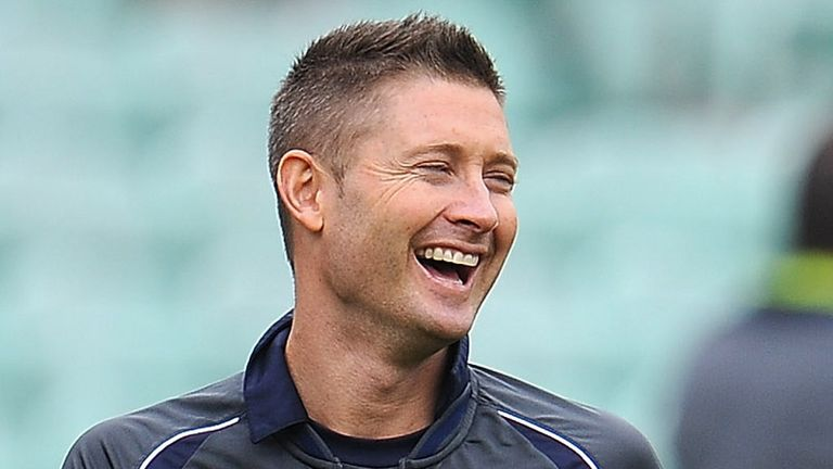 Michael Clarke: Kept out of the Champions Trophy by injury