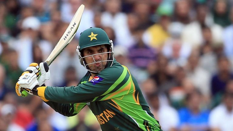 Misbah-ul-Haq: Failed to win a game at Champions Trophy