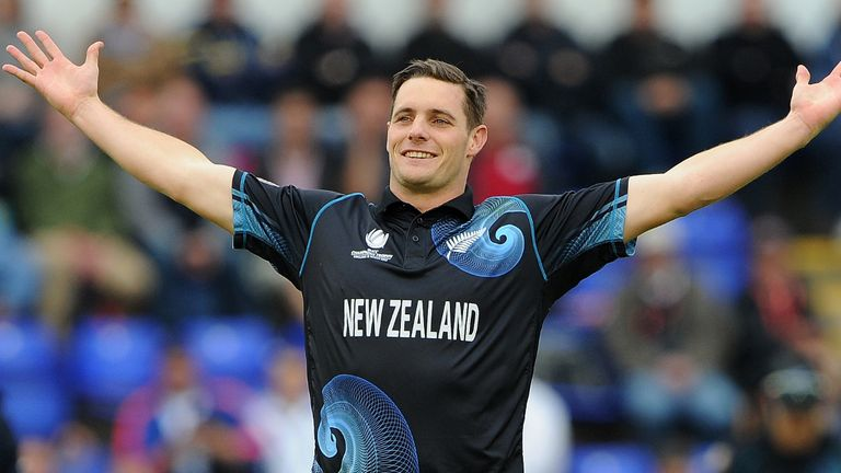 Mitchell McClenaghan: Was impressive for the Black Caps in the ICC Champions Trophy