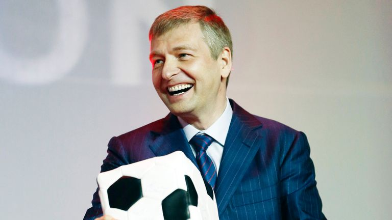 Dmitry Rybolovlev: Monaco's rich Russian owner