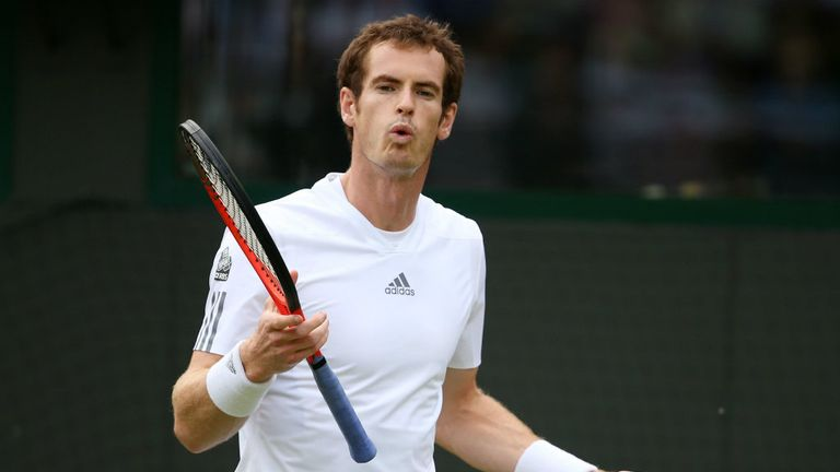 Andy Murray: Path to the final has opened up completely