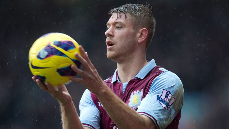 Nathan Baker: Extended his Aston Villa contract until summer 2016