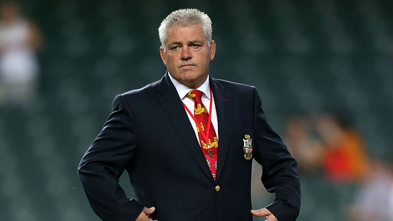 Warren Gatland: Disappointed by the challenge posed by Western Force