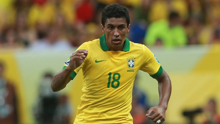 Paulinho: Corinthians midfielder says Spurs is a 'fantastic opportunity'