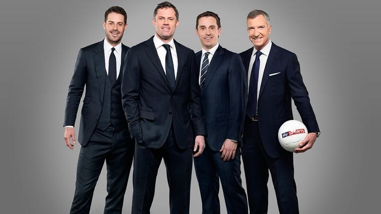 Carragher: will work with Redknapp, Neville and Souness this season