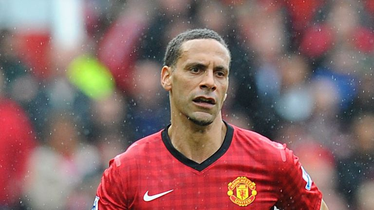 Rio Ferdinand: Eyeing more silverware under David Moyes