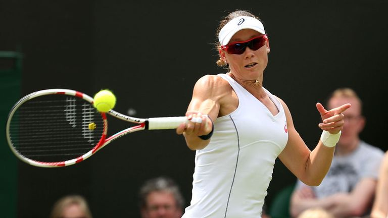 Samantha Stosur: brushed aside Varvara Lepchenko in Carlsbad
