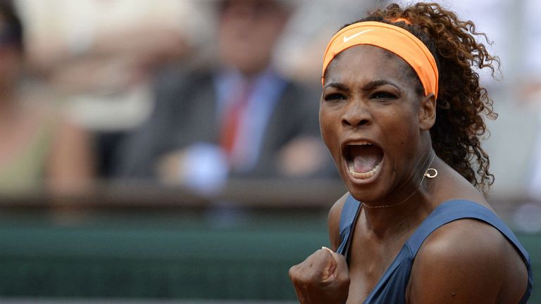 Williams: cannot be compared to Navratilova, says Veness