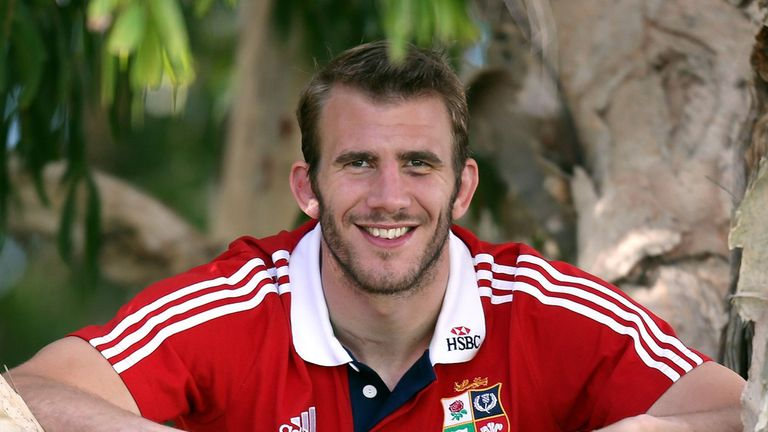 Tom Croft: Leicester flanker determined to take Lions chance