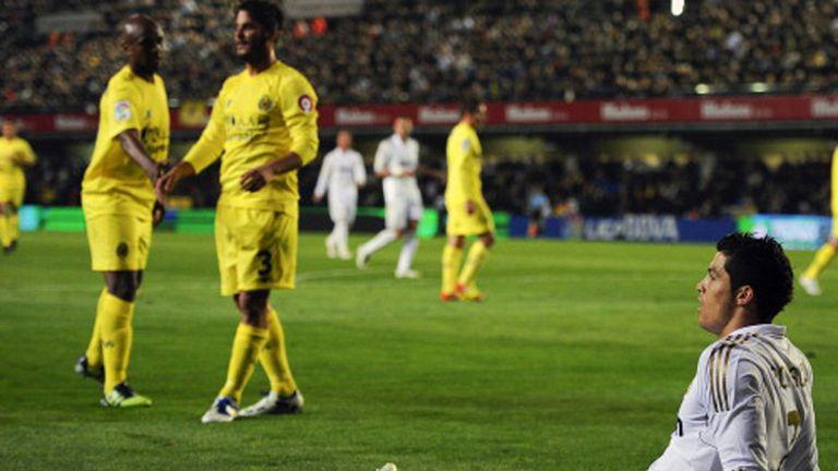 Villarreal: Will be playing the likes of Real Madrid again next season