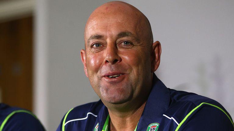 Darren Lehmann: Looking forward to taking on England