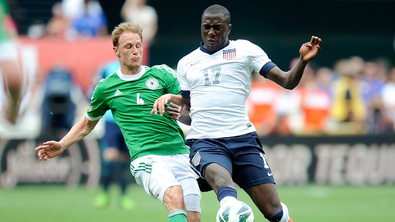 Jozy Altidore: On target for USA