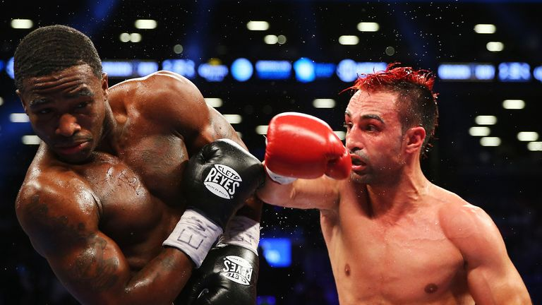 Brona: was far from his best, says Johnny Nelson