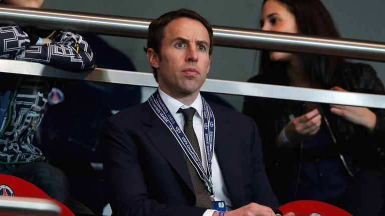 Gareth Southgate: New head coach has named his first England U21 squad