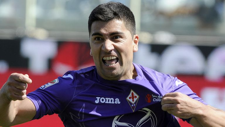 David Pizarro: Could yet stay at Fiorentina