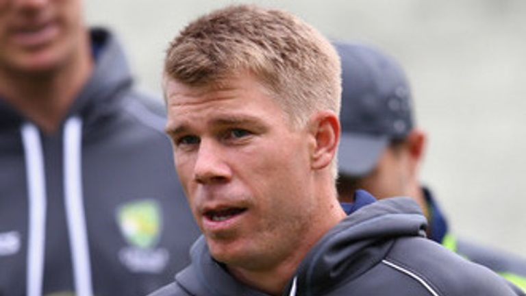 Warner has ruined his Ashes hopes, says Strauss