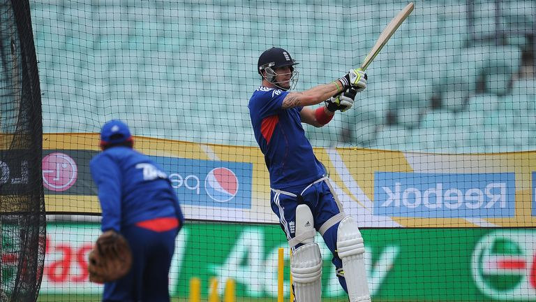 Kevin Pietersen: Back in action on Thursday night
