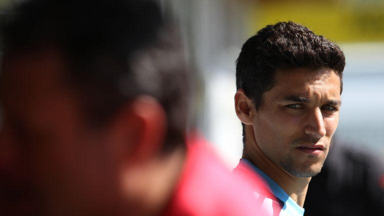 Jesus Navas: Premier League beckons for Sevilla winger