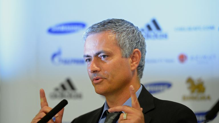 Jose Mourinho: Backed my Messi to be a success at Chelsea again
