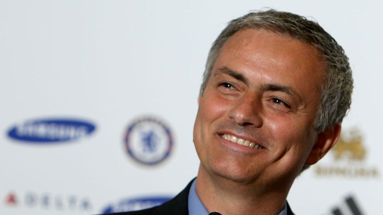Jose Mourinho: Won the Premier League twice in his first spell at Chelsea