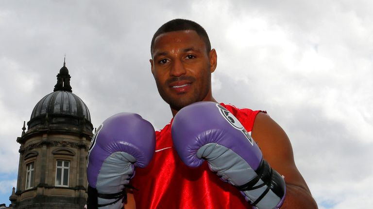 Kell Brook eyeing new challenges