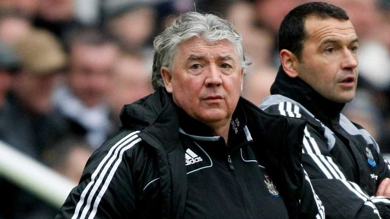 Joe Kinnear: Plans to talk to Alan Pardew about Newcastle's transfer targets