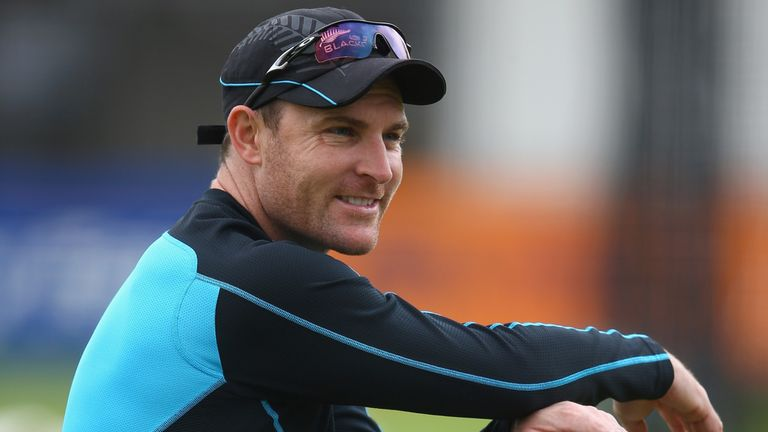 Brendon McCullum: New Zealand edged out Sri Lanka by one wicket