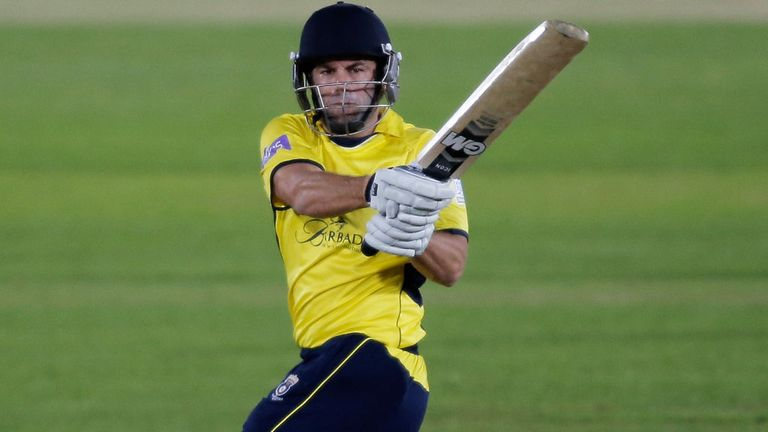 Neil McKenzie: Led Hampshire to thrilling victory