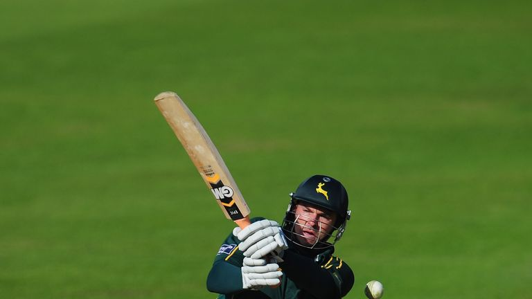 Michael Lumb: I want to win more trophies with Nottinghamshire