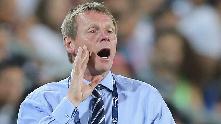 Stuart Pearce: Former England Under 21 coach assesses future hopes