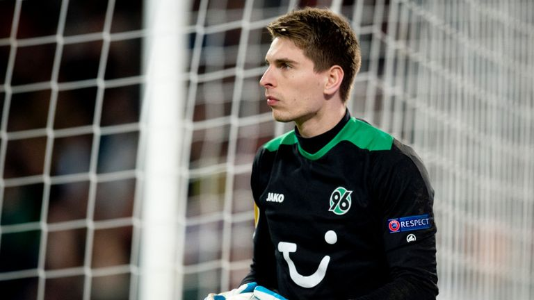 Ron-Robert Zieler: Hannover keeper in line for new contract