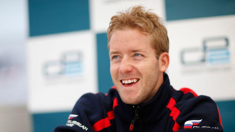 Sam Bird on pole at Monza (Image: GP2 Series Media)