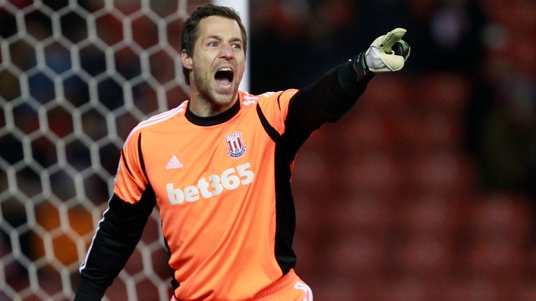 Thomas Sorensen: Waiting to see if tempting offers are tabled