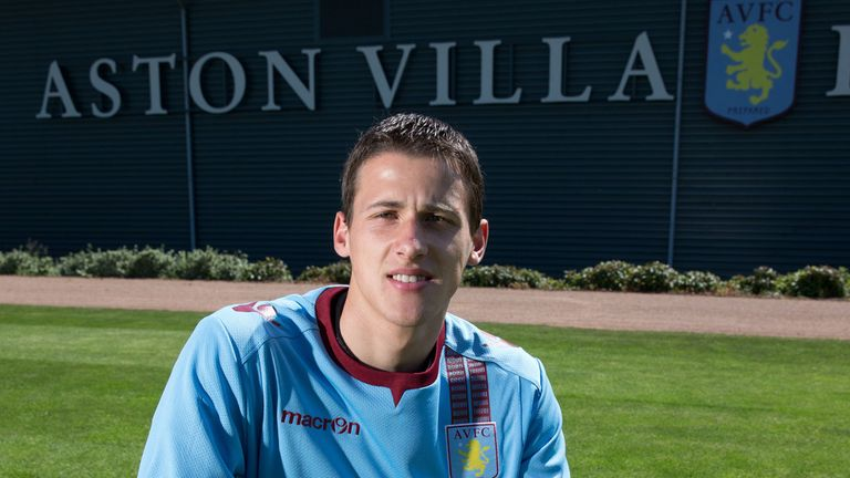 Aleksandar Tonev: Agreed move to Aston Villa
