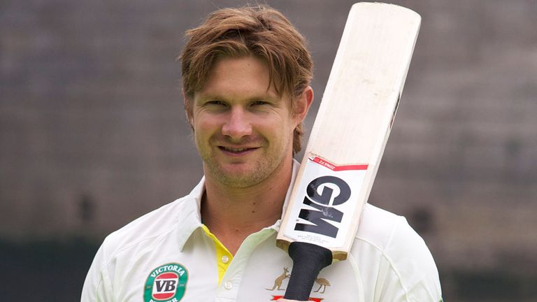 Shane Watson: Has not opened in a Test match since November 2011