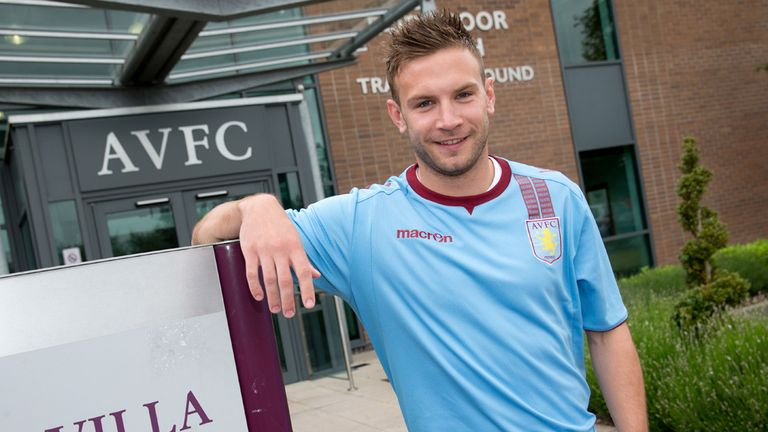Andreas Weimann: Praised by Aston Villa manager Paul Lambert