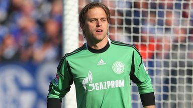 Timo Hildebrand: Set to leave Schalke at the end of his current contract