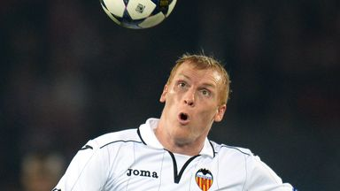 Jeremy Mathieu: Valencia defender called up by France