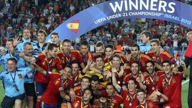 Spain: Retain their trophy following 4-2 win over Italy