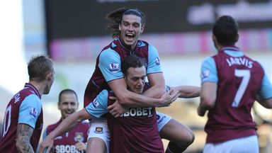 Will West Ham be celebrating again in 2013/14?