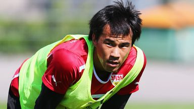 Shinji Okazaki: Leaving Stuttgart for Mainz